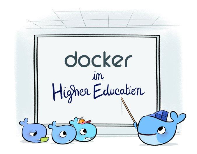 Docker on Twitter: