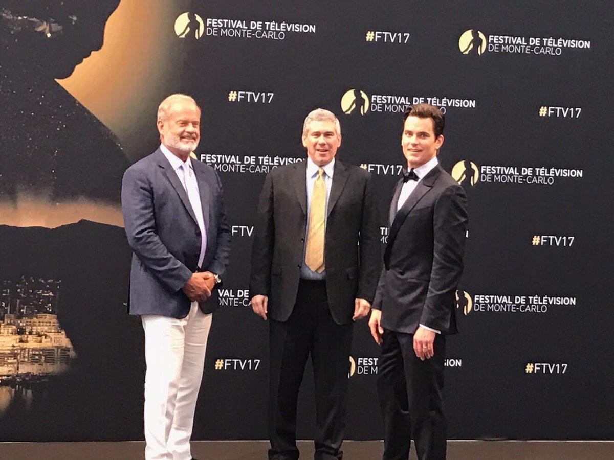The #screening of The Last Tycoon @LastTycoonTV w/ @MattBomer @KelseyGrammer is underway @Grimaldi_Forum #Monaco #FTV17 @AmazonVideo<br>http://pic.twitter.com/PYsNodwPpQ