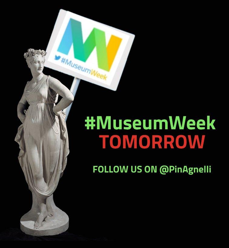 Thumbnail for #MuseumWeek