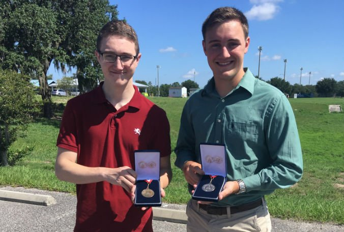 Hernando Co. brothers receive Congressional Award