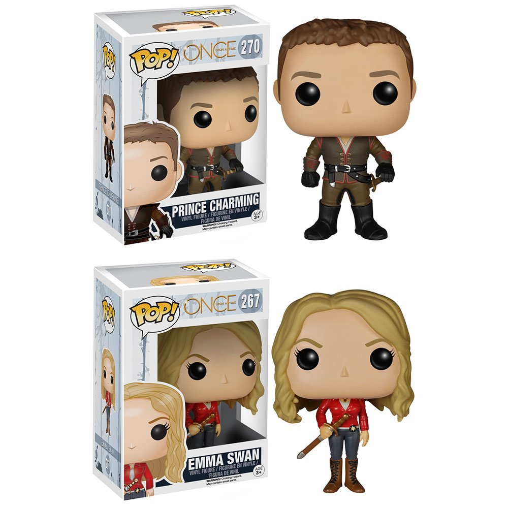 RT & follow @OriginalFunko for the chance to win a Prince Charming...