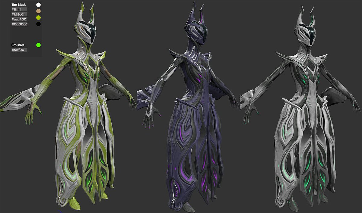 So, Equinox Fashionframe.... - General Discussion - Warframe Forums