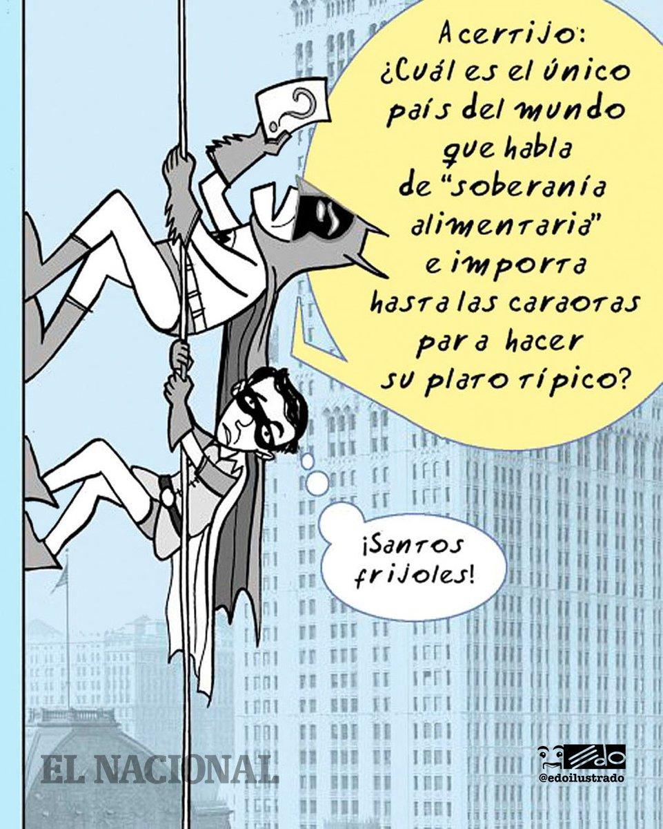 Caricatura EDO: Acertijo