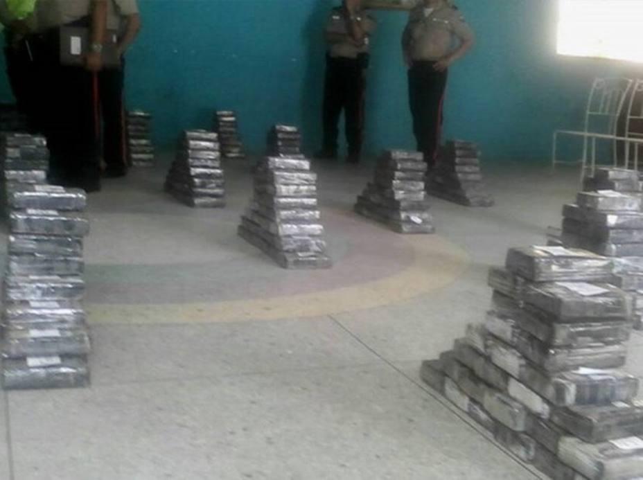 #LOMASRT▶#Venezuela: Incautaron más de 780 kilos de cocaína en una gan...