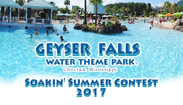 wdam on Twitter Enter to win 4 TICKETS to Geyser Falls Water Theme