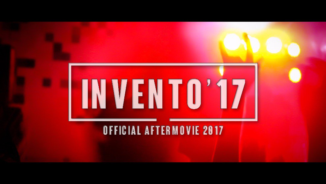Invento&#39;17 Official Aftermovie   https:// youtu.be/Nv475uSp0RI  &nbsp;    #invento #gecpkd #aftermovie #techfest #Palakkad #lets_invento #2017 #YouTube<br>http://pic.twitter.com/i6S0CBFBtW