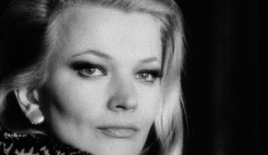 "Gena Rowlands in ""Faces"""