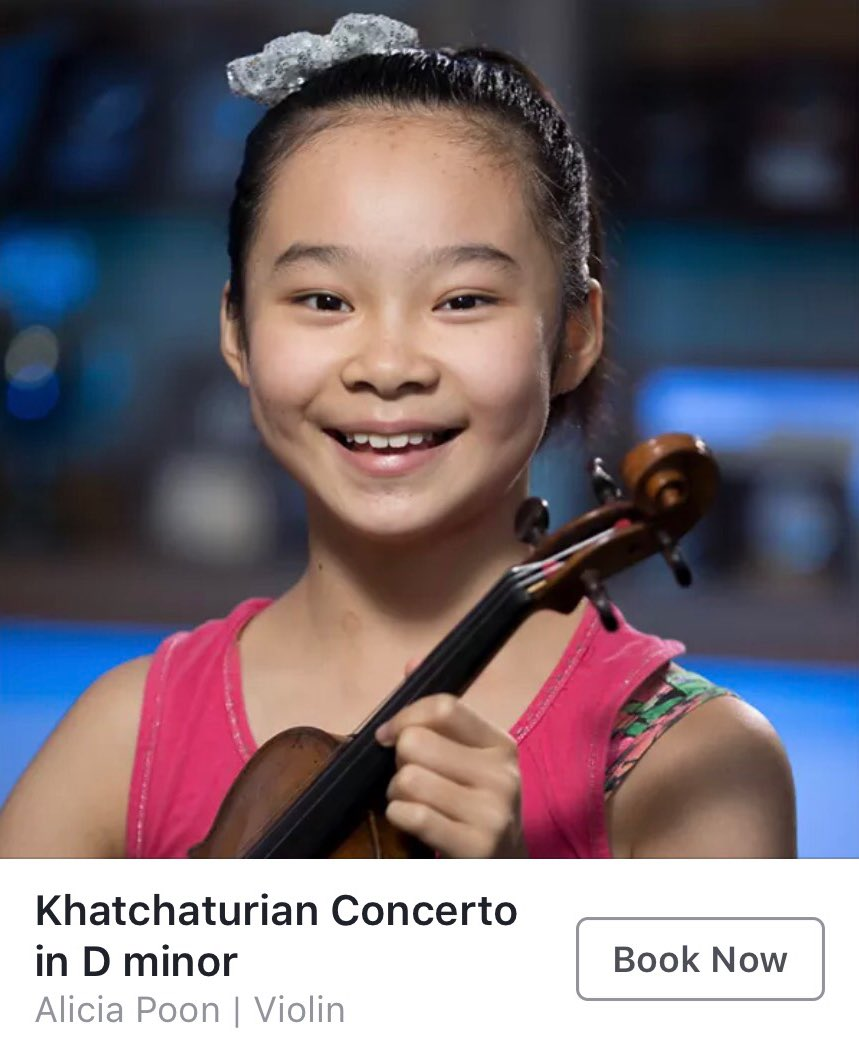 Amazing talent this Sat @TheConcourse 7.30pm #NSW #SecondarySchools #Concerto #Competition Finals #Concert. BOOK NOW  https:// goo.gl/B3PaE2  &nbsp;  <br>http://pic.twitter.com/7xmzuIDH4h