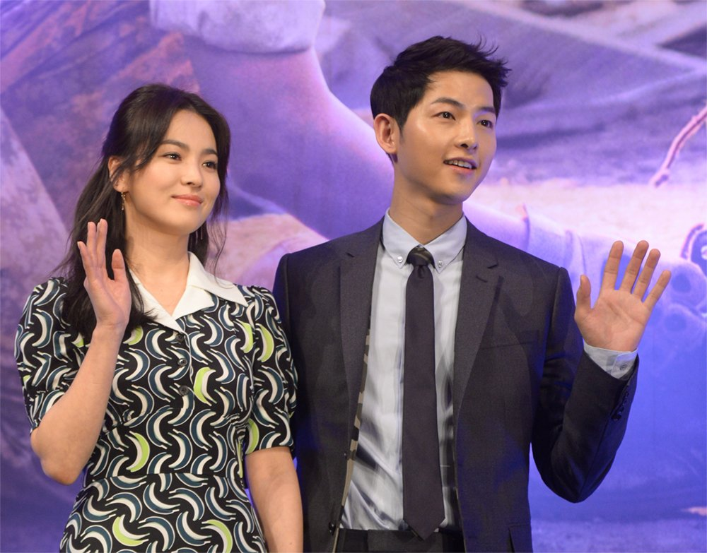 Song Joong Ki and Song Hye Kyo spotted at Bali at the same time, label denies they went together https://t.co/6GaJamjs2r