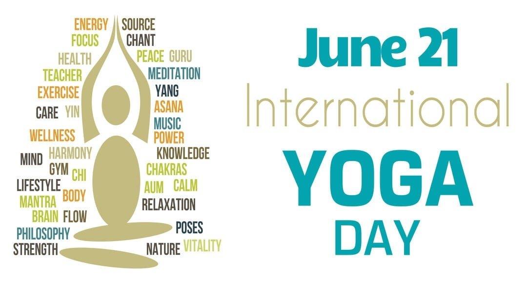 J-2 before the #InternationalYogaDay ! #Santé #BienÊtre #Médiation #Wellness #QVT #Yoga #Relax #NoStress<br>http://pic.twitter.com/bNxrgMGWWP
