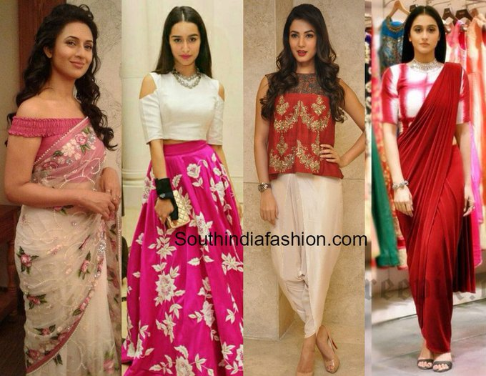 Indo Western Fashion Styling Tips All Girls Should Know About