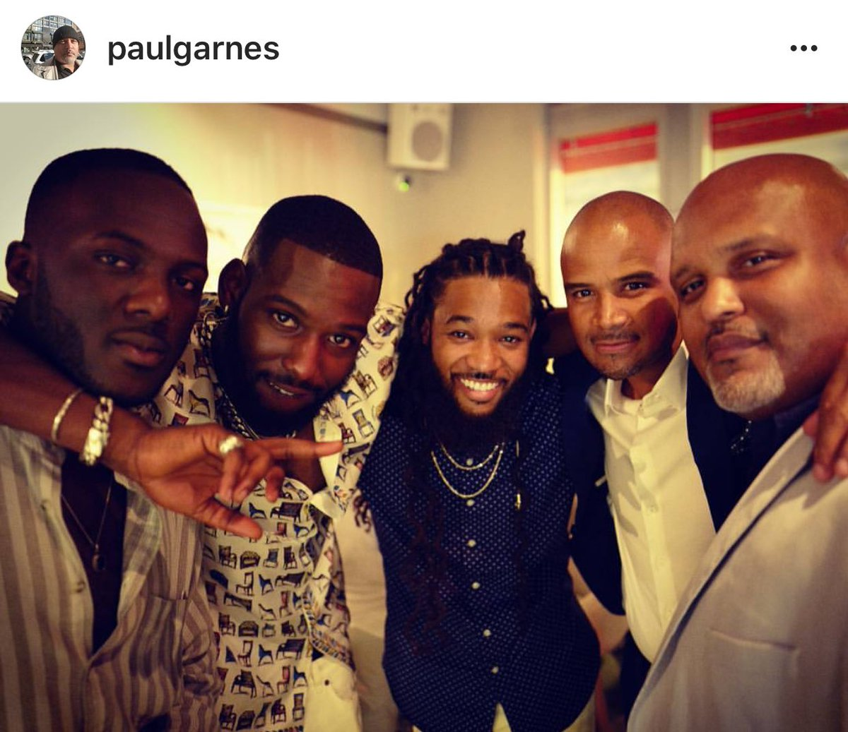 &quot;Had a great time with the #QueenSugar cast this weekend at #ABFF &quot; Repost Producer @goodwon #NicePic <br>http://pic.twitter.com/1Fslko8BO8