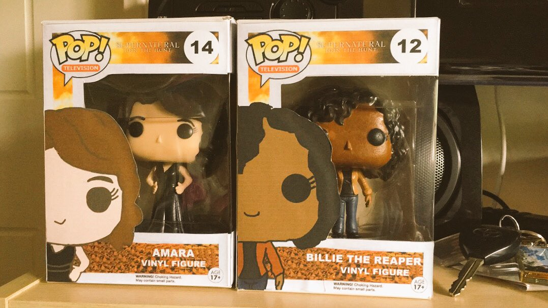 Thanks to @little_pop_work these powerful duo made it down under #custompops #popvinyls #amara #billie <br>http://pic.twitter.com/sUABjkyxFk