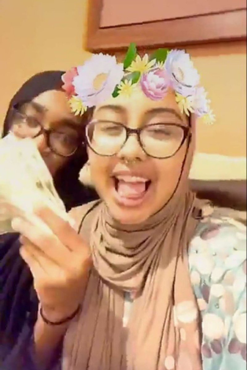 BREAKING: Police say they've found the remains of a missing 17-year-old Muslim girl, Nabra, in Virginia. https://t.co/5M1oQOJxlc