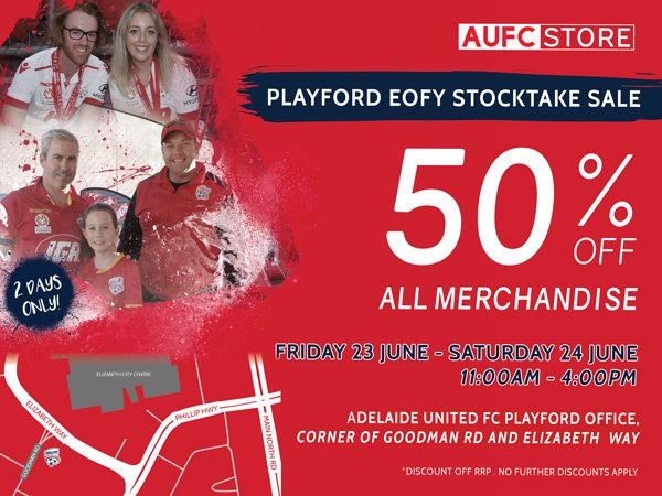 Our Playford office will become a pop-up store for two days only this...