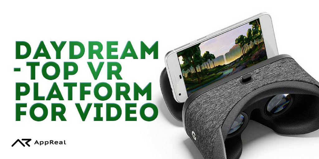Google Daydream to Rule VR Video Market in 2017?
