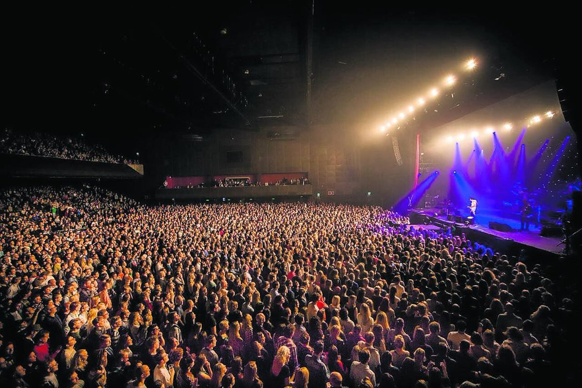 The  Updates On Twitter Todays Show Is At Afas Live Amsterdam The Netherlands Capacity
