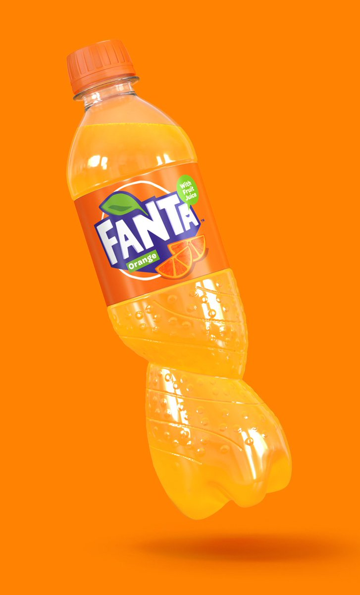 5 years to create a #new bottle for a #major #brand. Was it worth the effort? We #love it! @fanta @CocaCola   http:// bit.ly/2rGLdBc  &nbsp;  <br>http://pic.twitter.com/RXZlXGHfYK