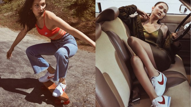 #Bella #Hadid reveals her #workouts go for TWO hours  http:// trib.al/SGoxegA  &nbsp;  <br>http://pic.twitter.com/UXKRvbcjev