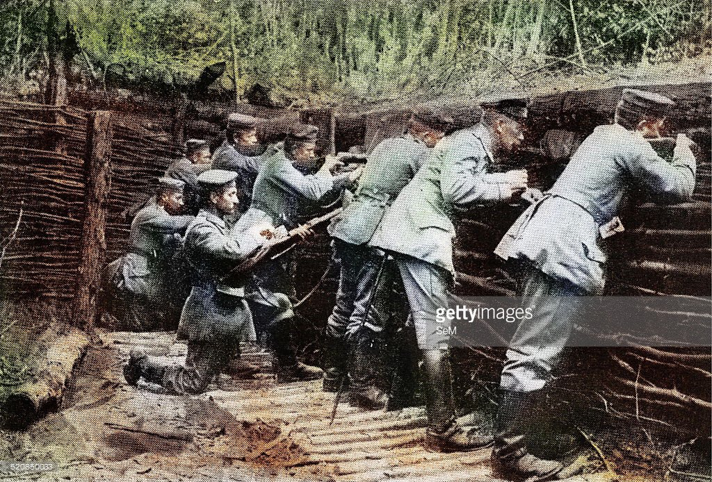 #WWI #Trench #Wars #1918 #Battles #Argonne #Forests #Soldiers #Military #History Today,we visually can&#39;t #discriminate who is N #terrorism.<br>http://pic.twitter.com/M0QesAMpvf
