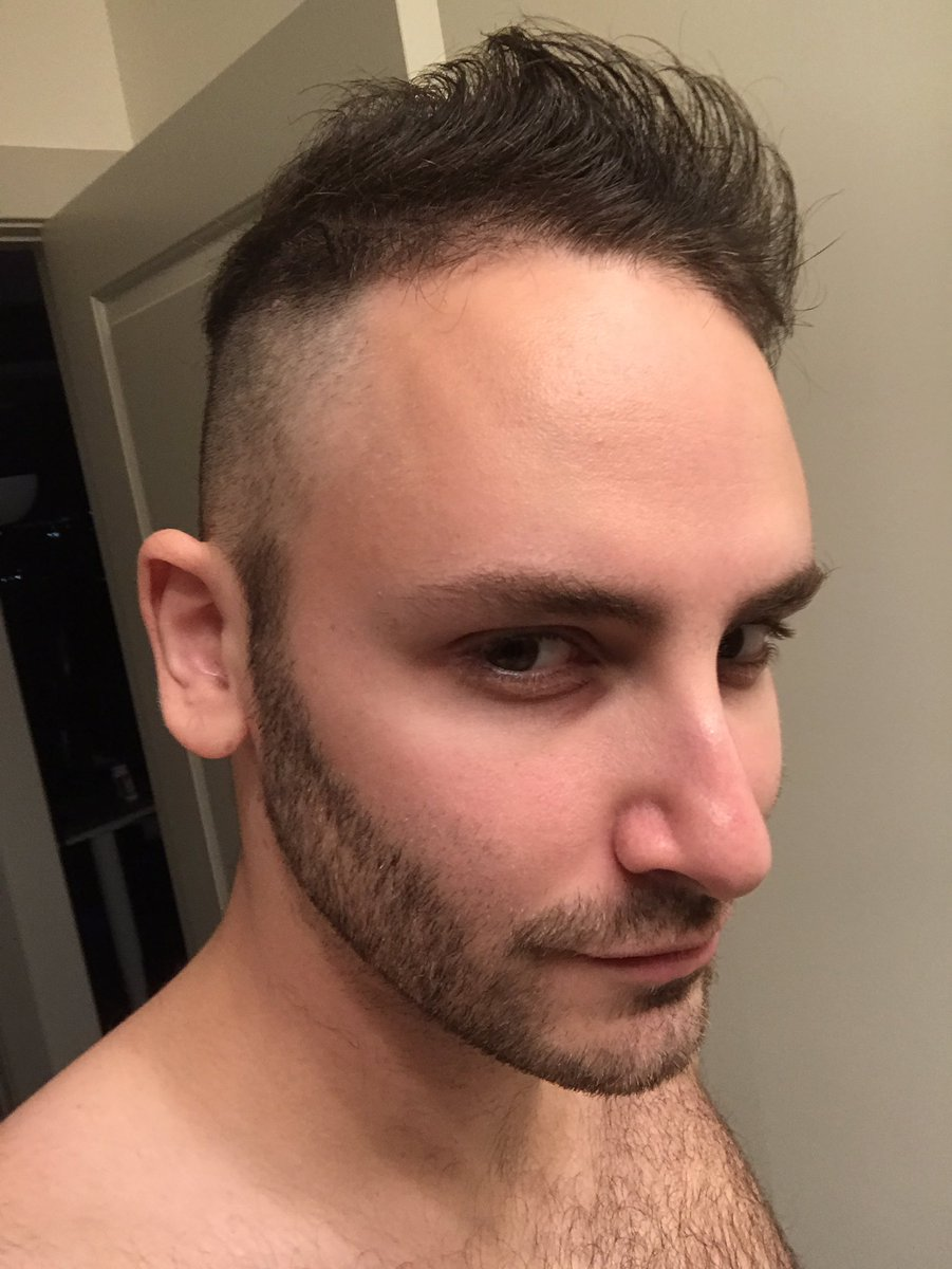 Reckful On Twitter I Tried To Give Myself A Haircut Wear Hat