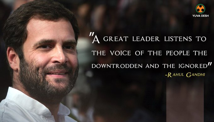 Wishing Congress VP Rahul Gandhi a very Happy Birthday!