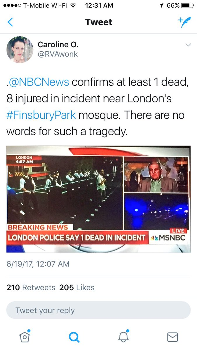 In the past 24 hours, Muslims in U.S. & U.K. have been murdered outside of mosques. When will we admit anti-Muslim hatred is out of control?