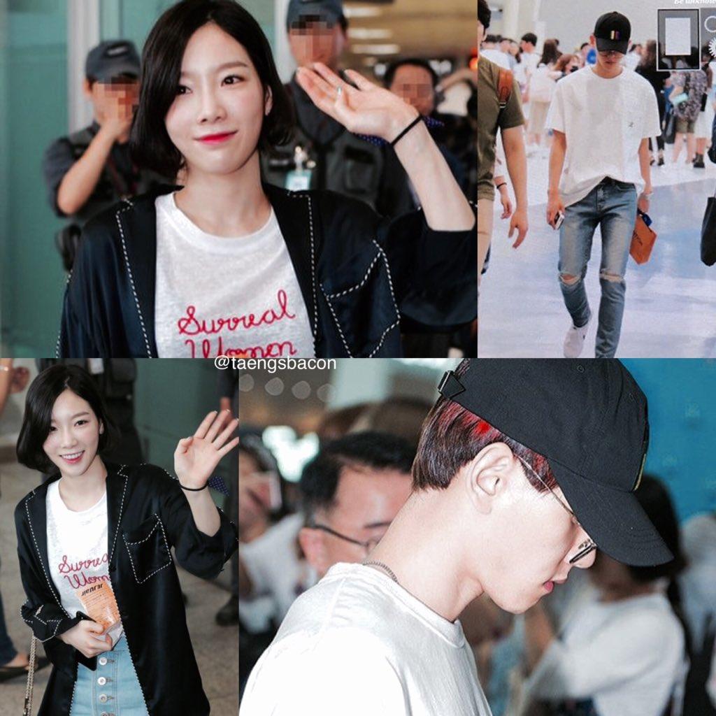 SNSD Taeyeon ospravedlňuje fanúšikov na letisku pre datovania EXO je baekhyunnajhoršie online dating profily niekedy