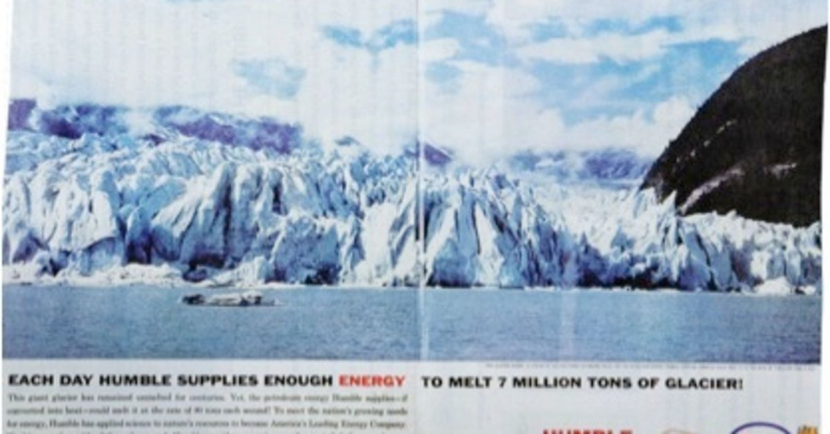 The world's largest iceberg is about to break off Antarctica. Here's what it should be named. #ExxonKnew  http:// bit.ly/2rECkI5  &nbsp;  <br>http://pic.twitter.com/hOMznwBct9