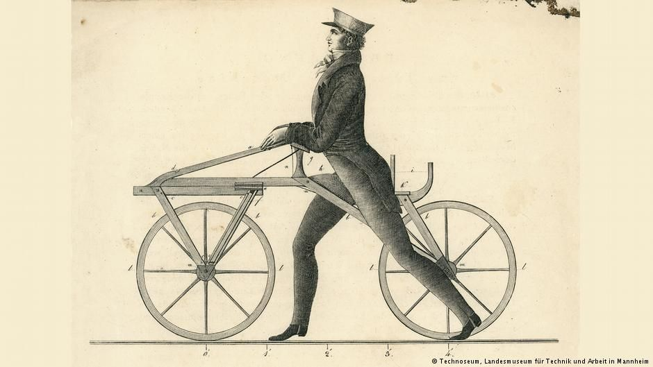 Follow us through the history of the most successful invention ever, the bicycle   http:// p.dw.com/p/2eLN2  &nbsp;   <br>http://pic.twitter.com/E2SJxGghLF #Climat…