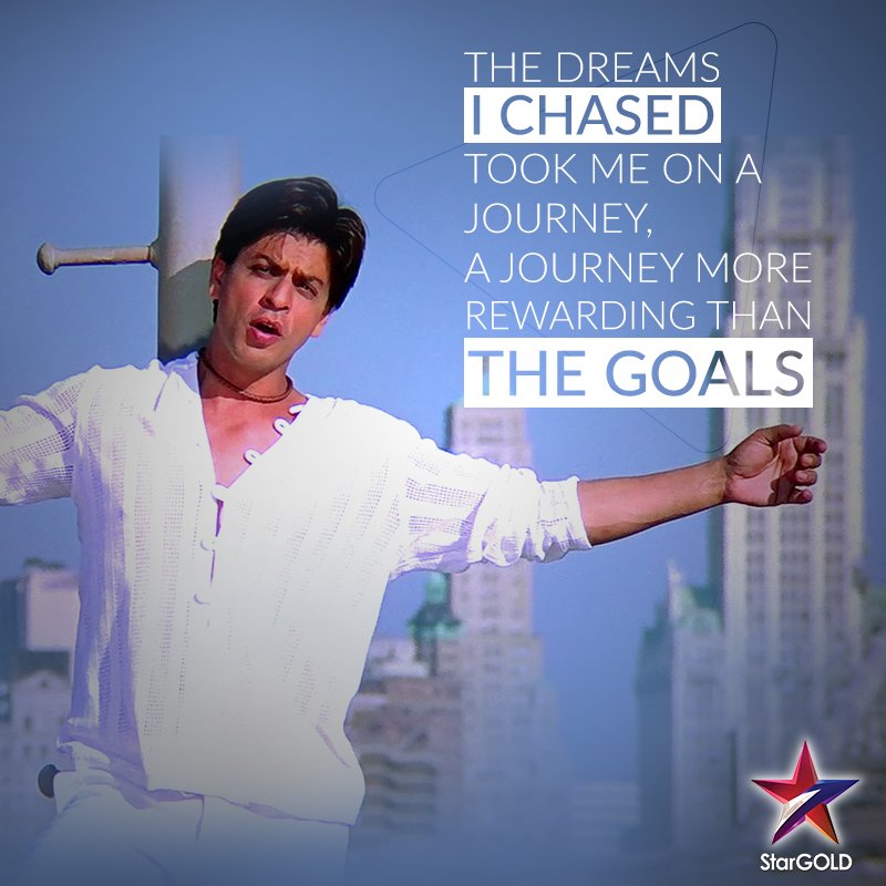 Nothing better than King Khan himself giving you your week's worth of...