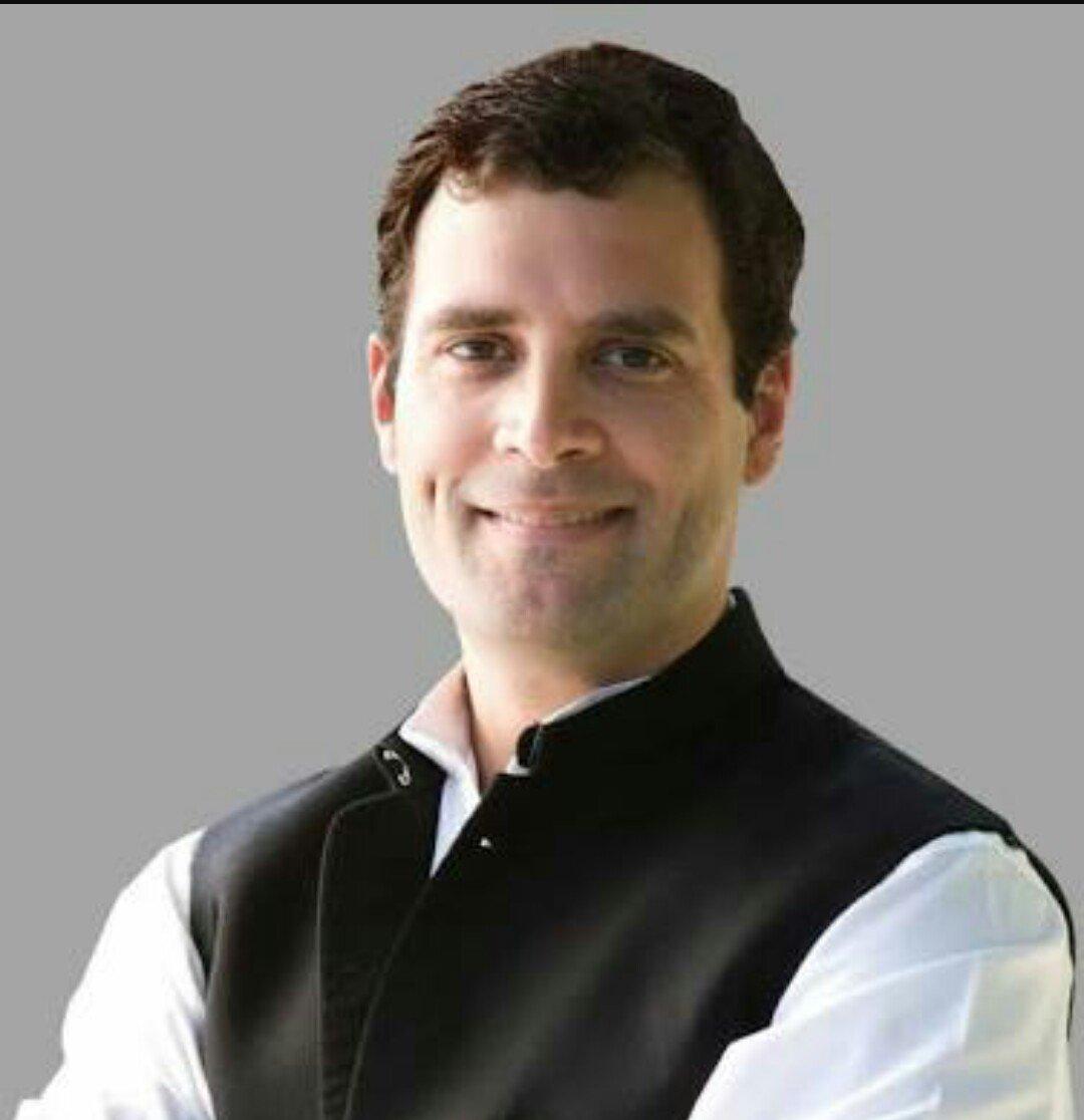 Happy birthday shri Rahul Gandhi ji