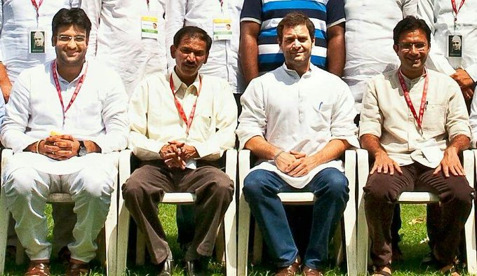 Happy Birthday to my leader Rahul Gandhi Ji