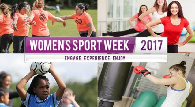 It's Women's Sport Week - and here's how to get involved ➡ https://t.c...
