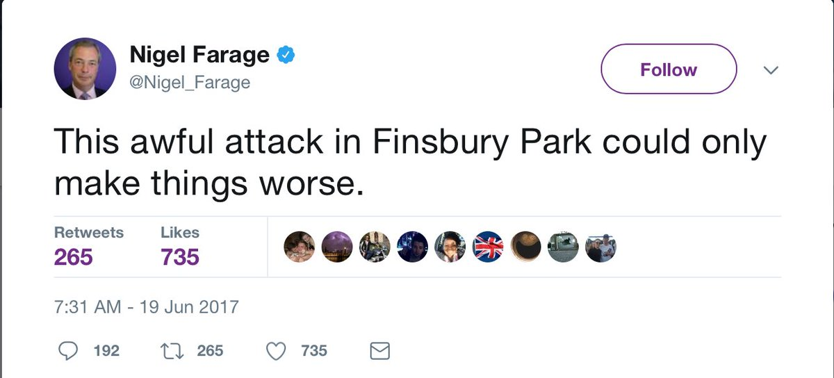 Let's talk about how the #FinsburyPark terrorist was radicalised.