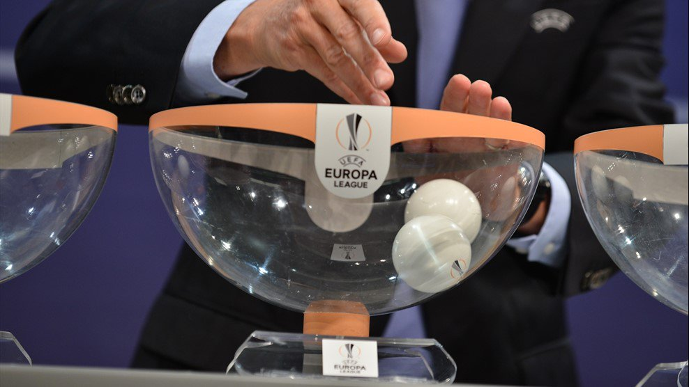 Everything set for 2017/18 #UELdraw <br>http://pic.twitter.com/anldiPfc5j