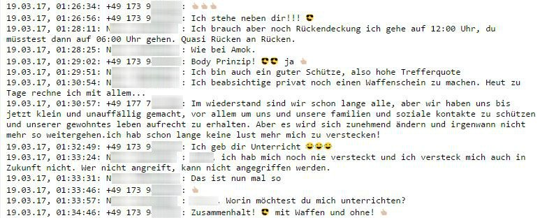 Afd Whatsapp Leak