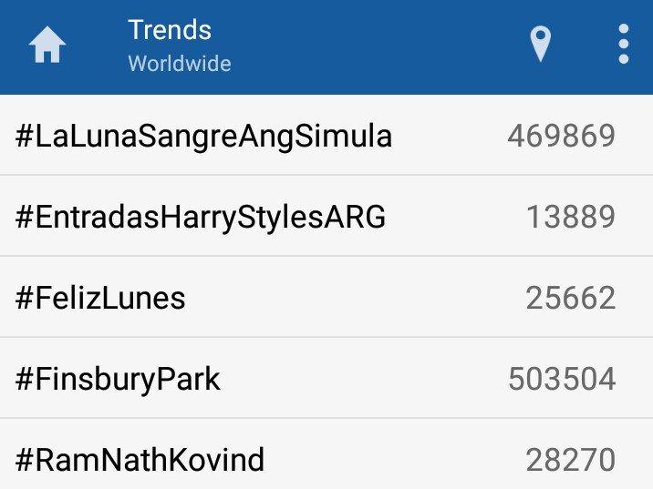 1st gap of #LaLunaSangreAngSimula ended with 460k plus tweets! :)