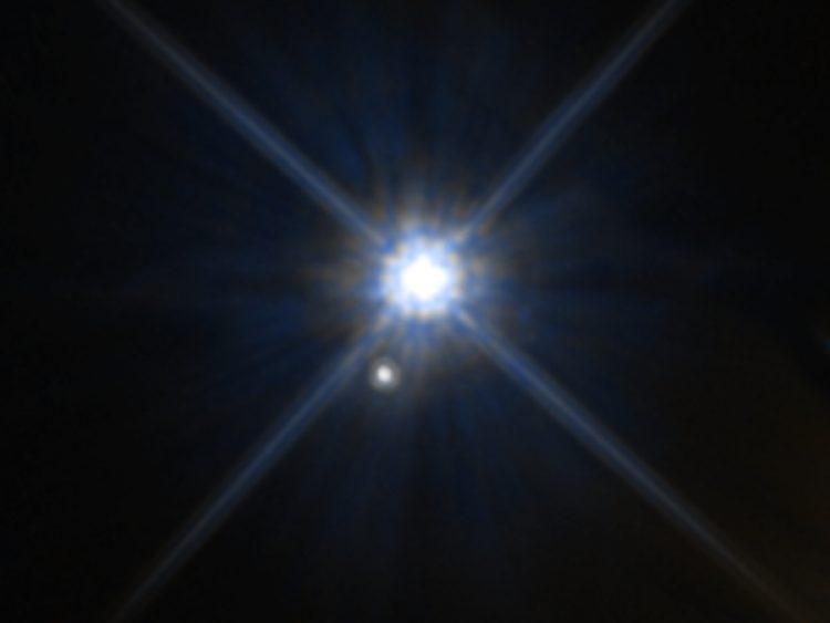 Telescópio Hubble faz 'observação impossível' de Einstein e confirma teoria de evolução estelar https://t.co/upgoRZjATm