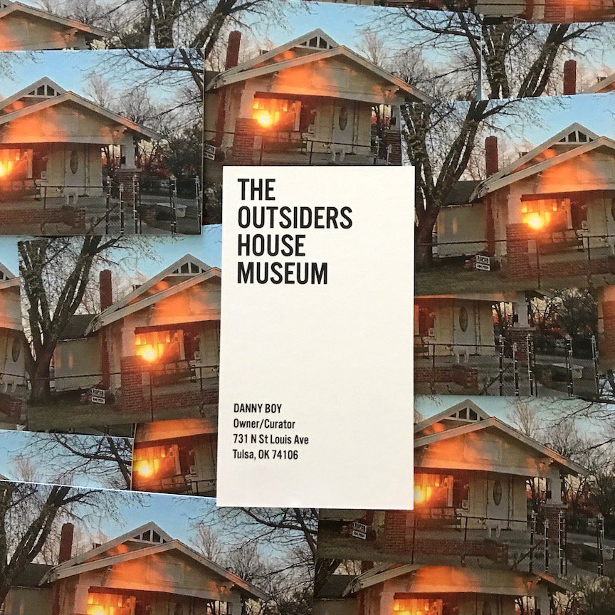 The Outsiders House on Twitter: \