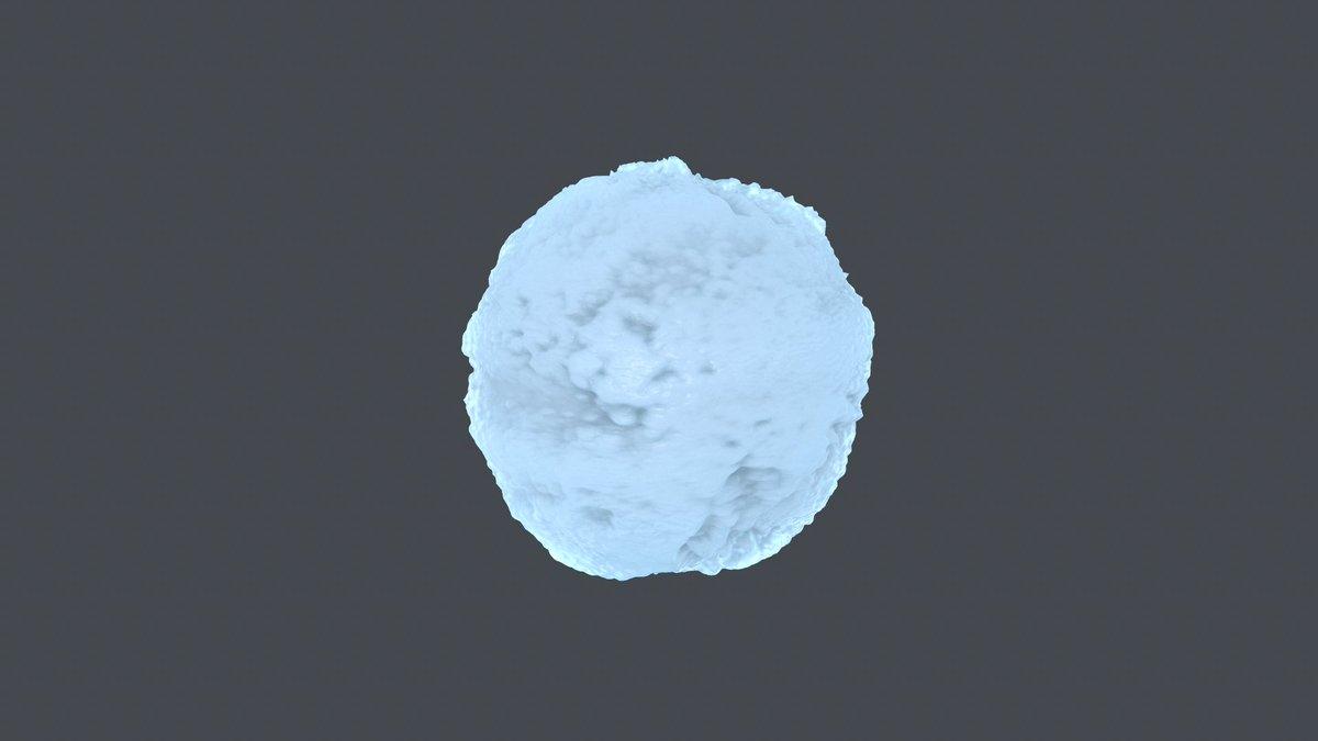 Snowball! Work in progress! @UnrealEngine #ue #ue4 #gamedev #indiedev<br>http://pic.twitter.com/xad9EVBHcu
