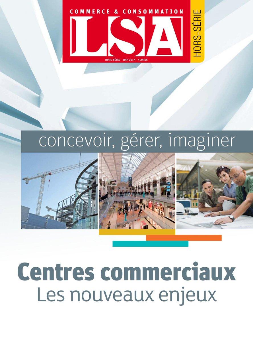 """Résultat de recherche d'images pour """"LSA HORS SERIE CENTRES COMMERCIAUX"""""""