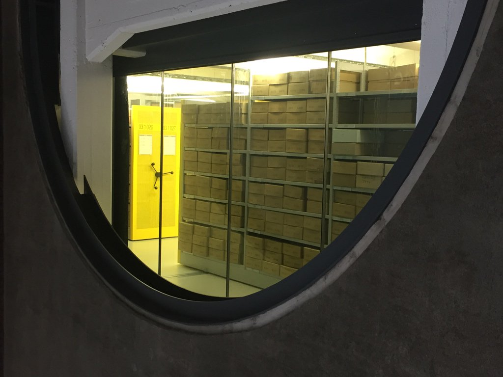 Archive with a view #Archive20 https://t.co/AHkd1e3FNz