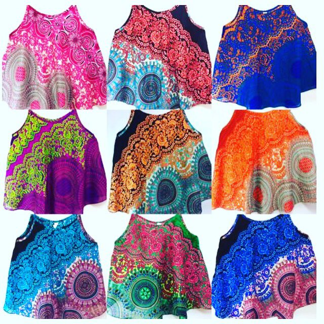 Get ready for Glastonbury this weekend! festival fashion right here  https://www. bambabazaar.com/collections/cl othes/products/funky-patterned-vest-top &nbsp; …  #glastonbury #festival #festivalready #vest<br>http://pic.twitter.com/rJnZxWjh16