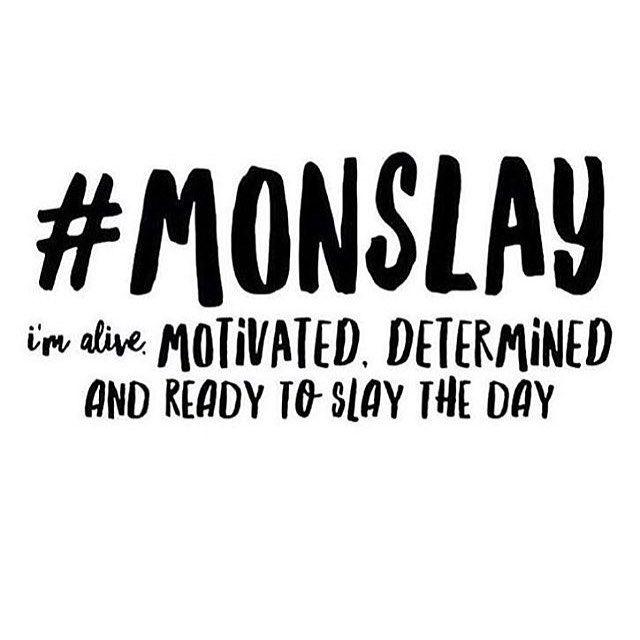Good morning #mondaymotivation https://t.co/lA5qWIZPaG