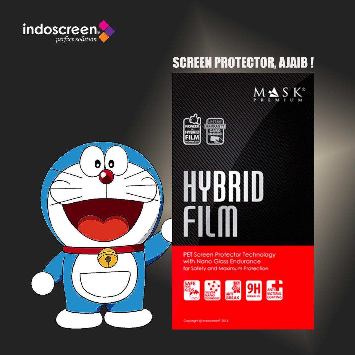 Indoscreen On Twitter Bagai Screen Protector Dari Kantong Ajaib Doraemon Hybrid Film Adalah Yang Sempurna Untuk Melindungi Layar Hp Mu