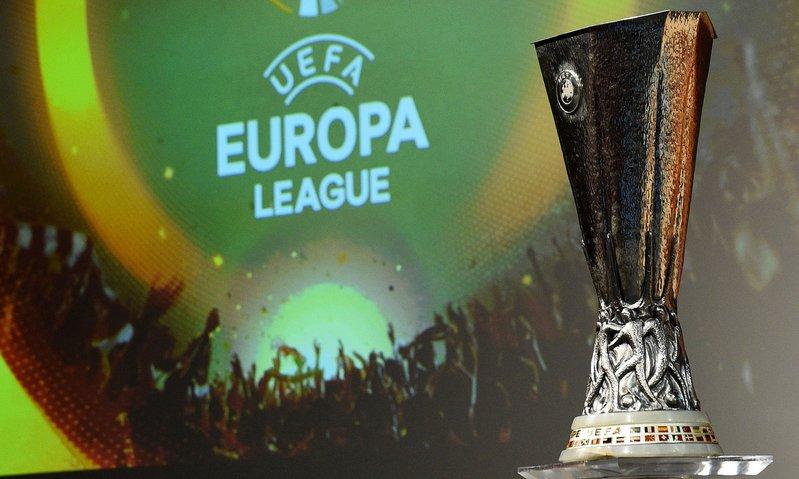 #EuropaLeague 1st qualifying round draw:  FK Haugesund v Coleraine Odds BK v Ballymena Crusaders v FK Liepaja <br>http://pic.twitter.com/NOa2E9cNPQ