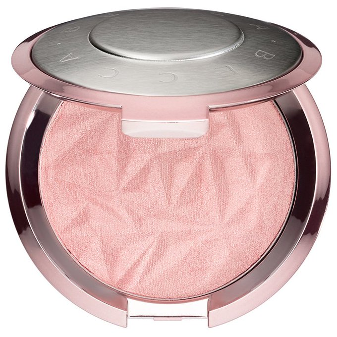 Becca Rose Quartz Shimmering Skin Perfector Pressed Now at Sephora