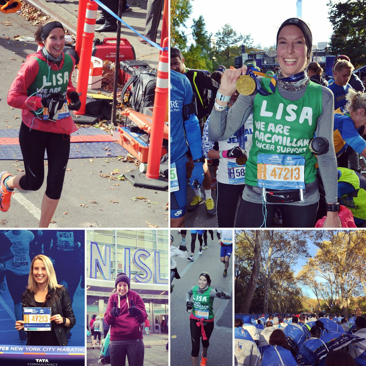 Read about @CDFRunners Lisa's journey 🏃🏻...