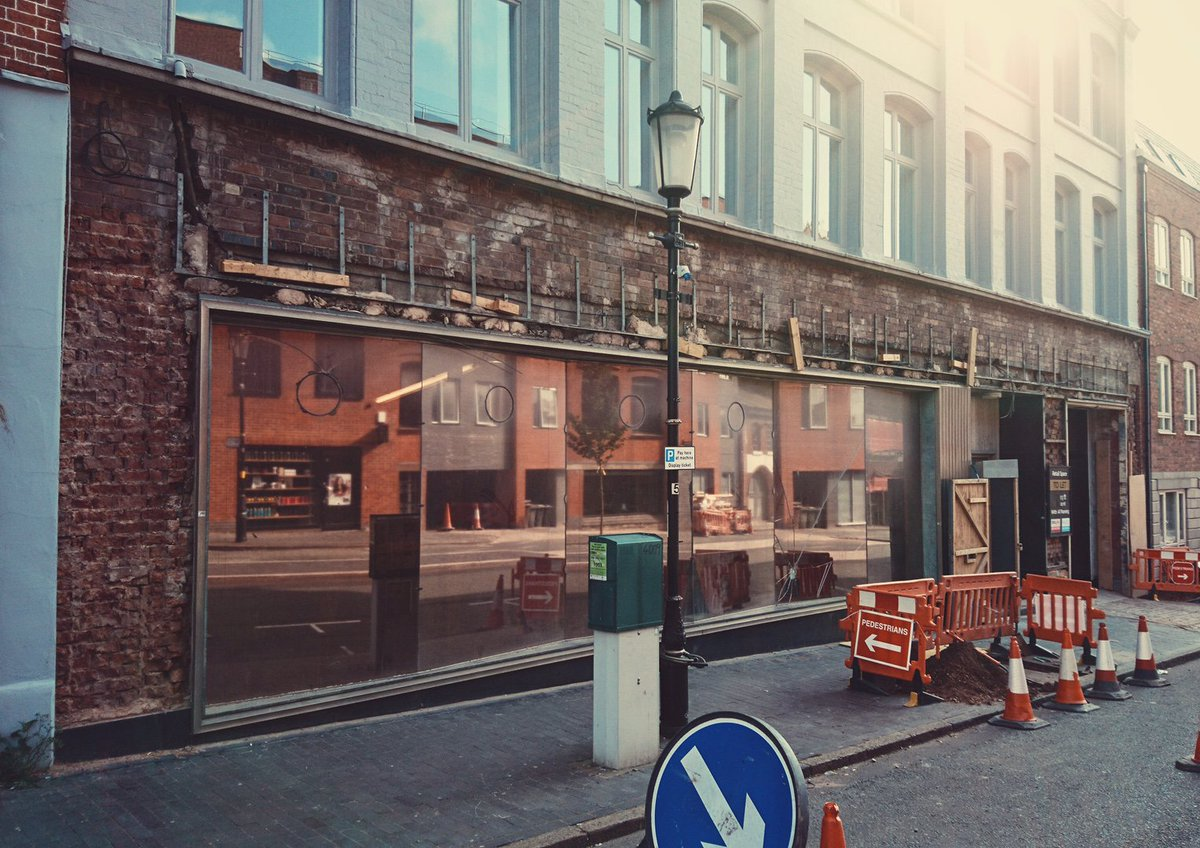 #Onsite in the Jewellery Quarter for another of our new restaurant projects. Really looking forward to this one getting underway! #faber<br>http://pic.twitter.com/ShkgtTFWB2